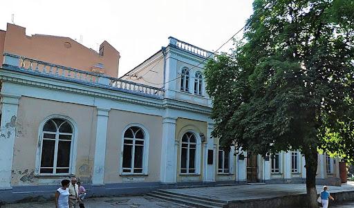 Улица Горького, 10 в Симферополе