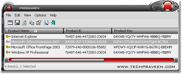 How To Extract Windows and Microsoft Office 2010 Product Key?