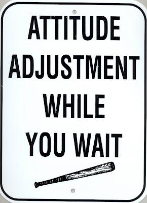 No Mediogre Kids: Attitude Adjustment While you Wait!