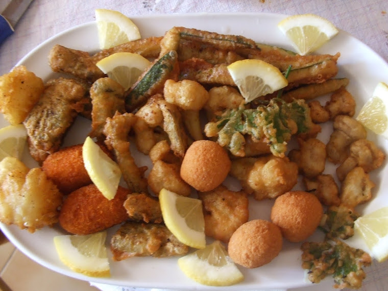fritto misto in pastella
