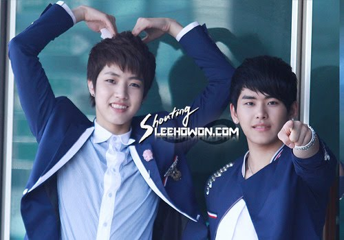 from Alexzander myungsoo and sungjong dating