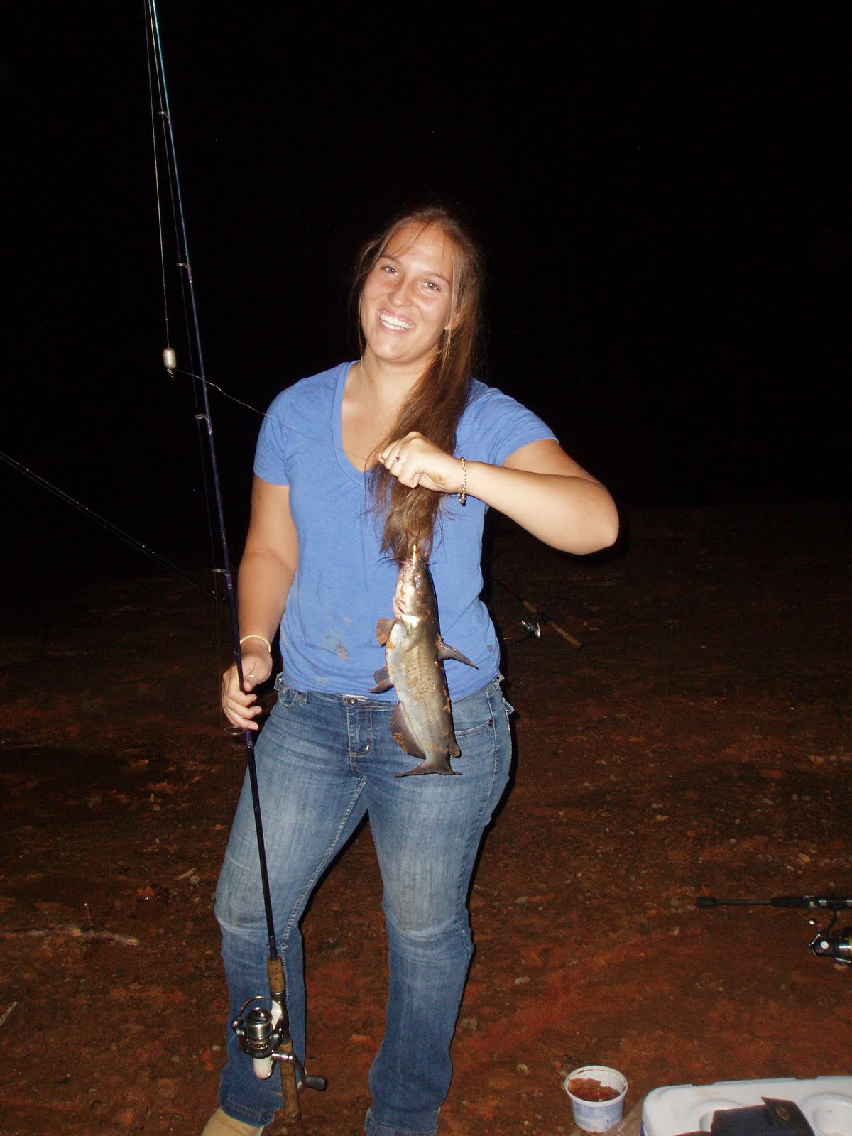 Fishing Catfish Night