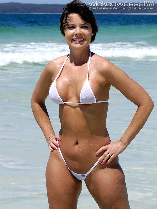 Tiny Bikini Women 24