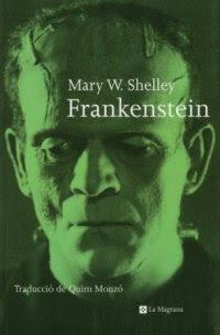 Resultado de imagen para frankenstein libro