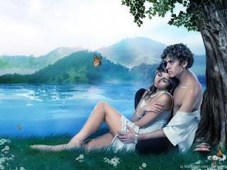 enamorados+amor+abrazados