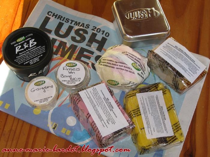 Lush Fresh Handmade Cosmetics Wiki