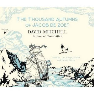 AudioBooksReview: The Thousand Autumns of Jacob de Zoet by ...