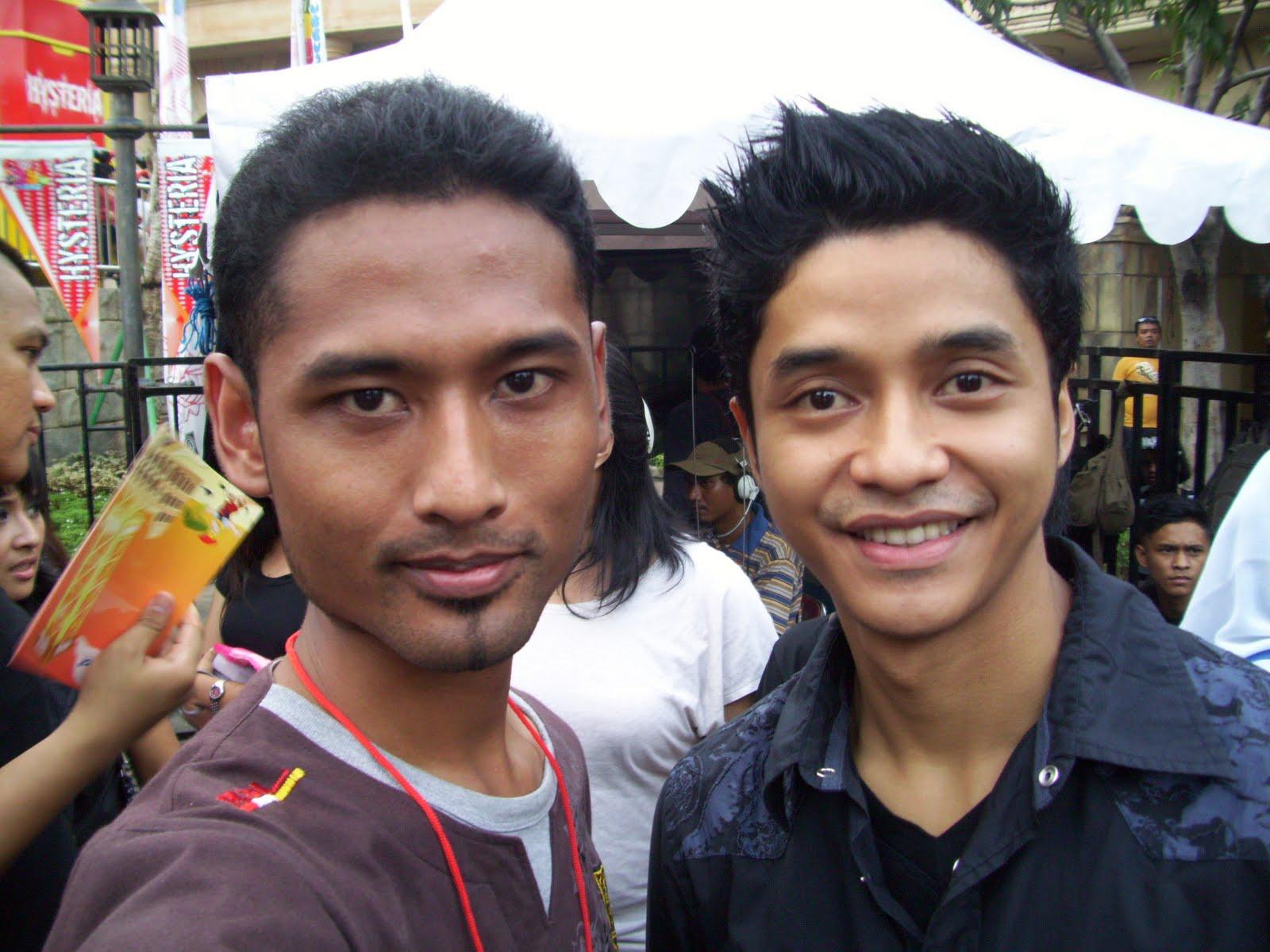 Arsip Faizal: Artist Endorse : Faizal Alfa Z. & Adly Fairuz
