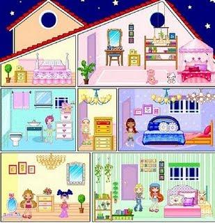 Juegos de dise ar casas gratis - Juegos de decorar habitaciones grandes ...