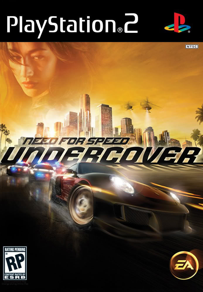 Need for Speed: Undercover [PS2] [DF]