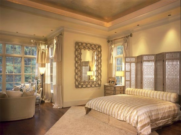 Luxury Interior Designs - Bed Designs Without Headboards