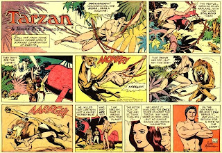 Tarzan the Sunday Strips by Russ Manning - Books and Comics