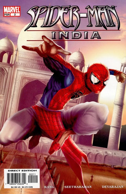 Spider Man Comics In Hindi Free Download