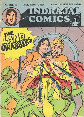 Indrajal Online: 6 English Indrajal Comics # - 358, 439, V20N30