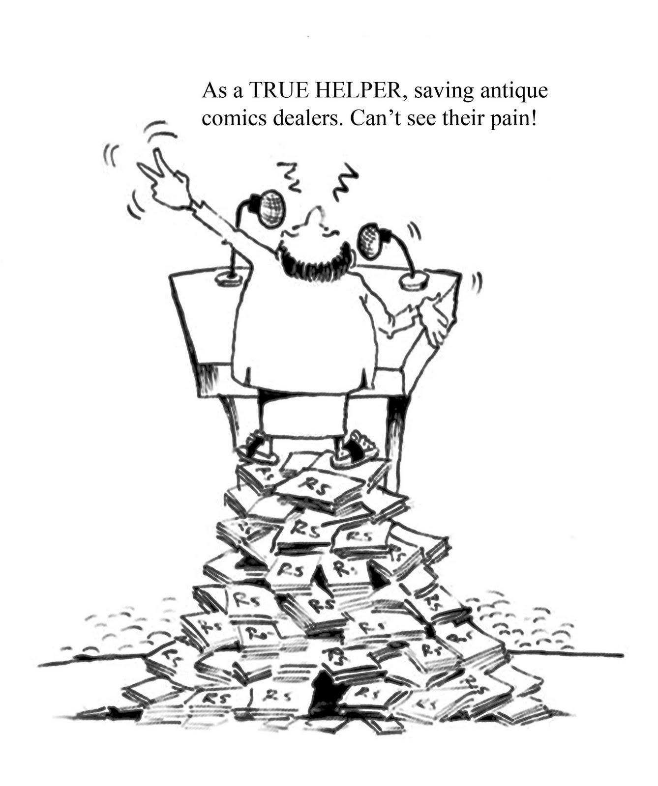 Cartoon Respiratory System