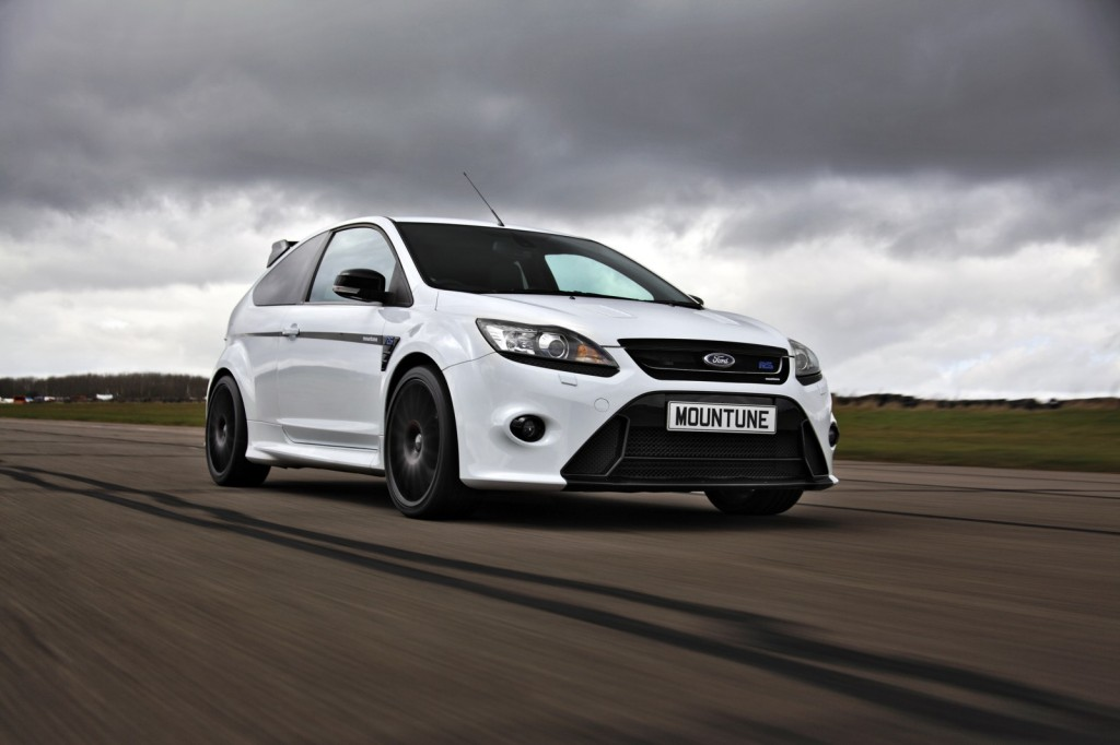 actualidad automotriz ford focus rs mp350 mountune. Black Bedroom Furniture Sets. Home Design Ideas