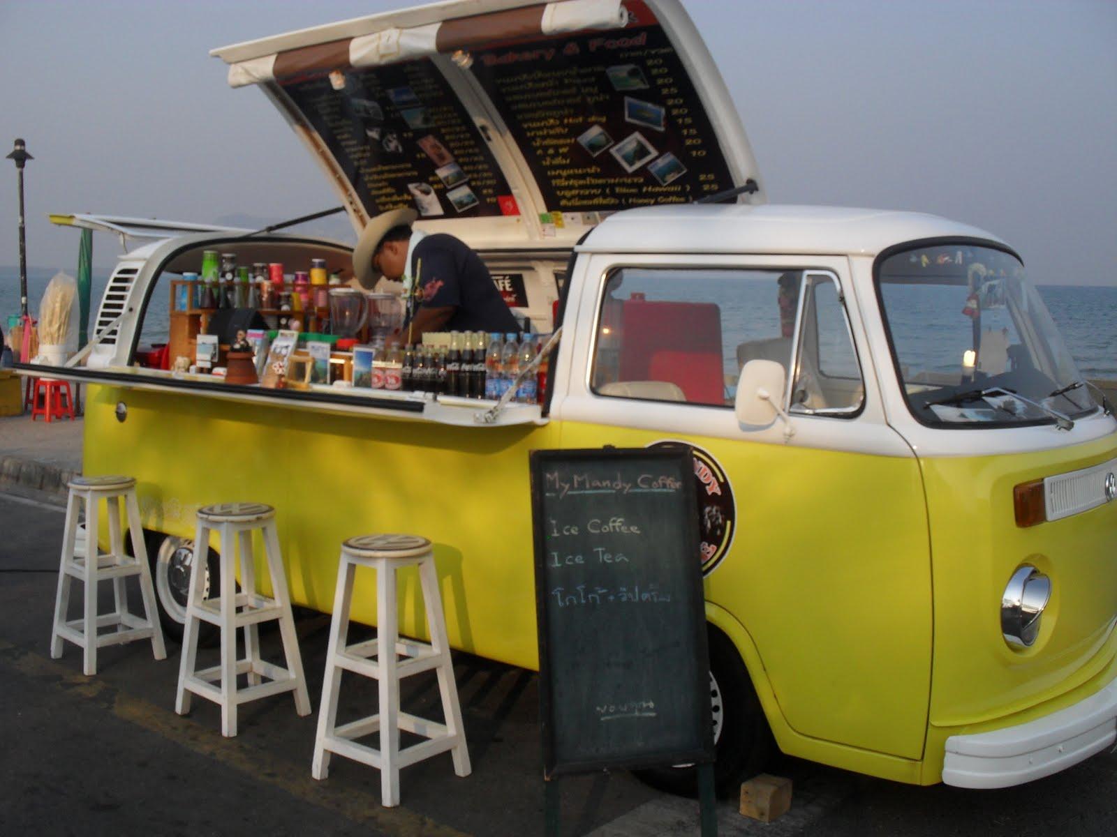 Kitchen Vans For Sale