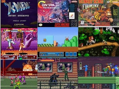 Imagenes De Descargar Emulador De Super Nintendo Con Todos Los Roms