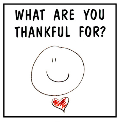 Finishing Well: What are you thankful for?