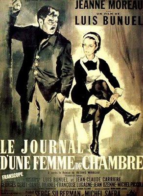 Diario de una Camarera (1964) de Luis Buñuel