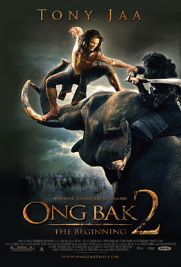 ong bak 2 the beginning, movie, poster, film, cover