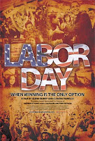 labor day, movie, poster, release, date