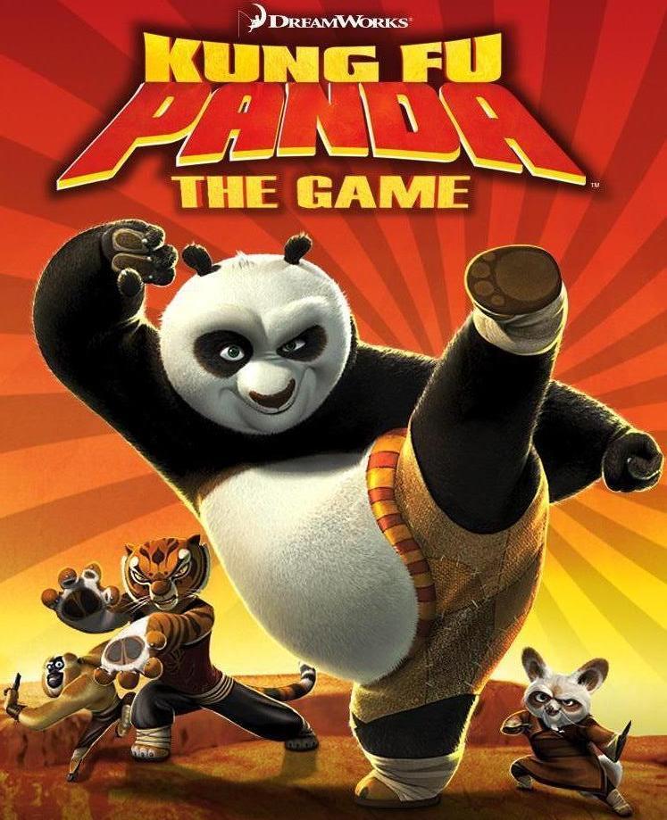 All World Gamess: Kung Fu Panda