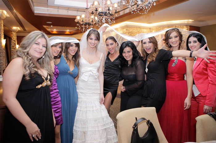 Anabella Wedding Pictures ~ Lebanese Pageant