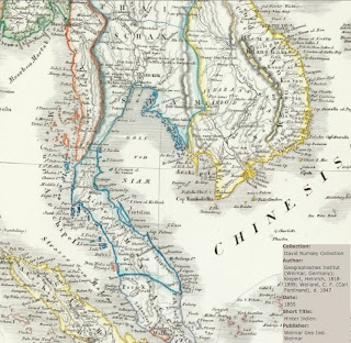 Pattani Thailand Map.Southern Thailand A Kratom Fueled Insurgency Geocurrents