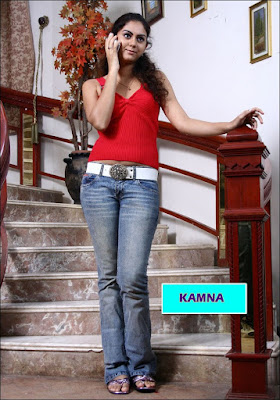 Kamna Jethmalani Biography and Photos