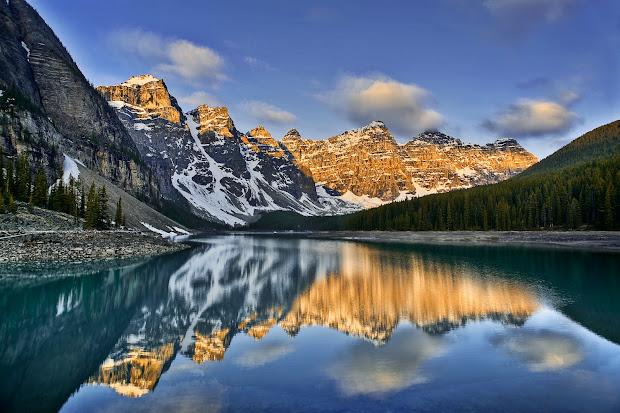 Outdoor Jack Booth Canadian Landscape