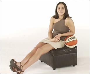 Sue Bird U.S Sexy Female Basketball Sportstar Pictures