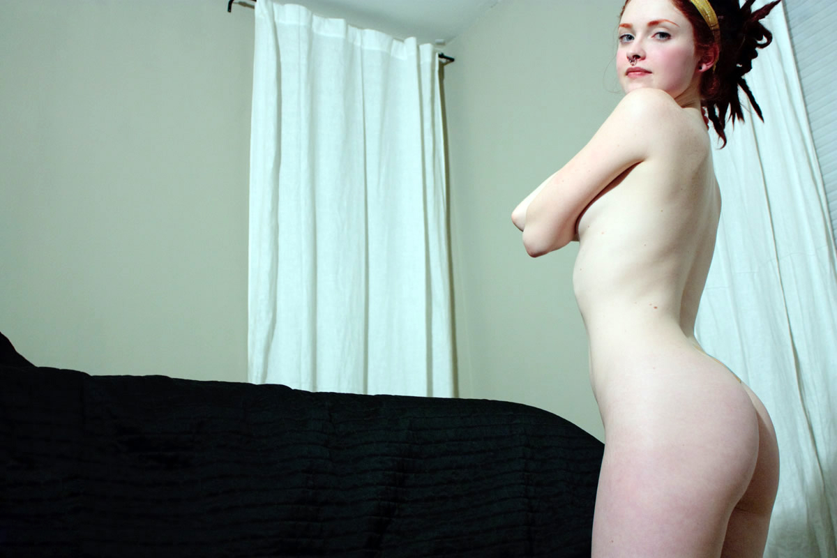 Homely nude girls