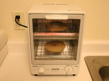 macerating shallots Toaster Review The Sanyo SK7 quotBagel