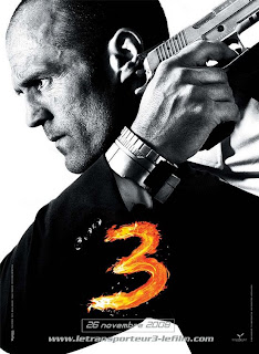 Transporter 3 Movie - French poster