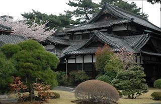 au coeur du japon et sa culture maison japonaise. Black Bedroom Furniture Sets. Home Design Ideas
