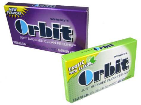 Walgreens: Orbit Gum Only $0.4...