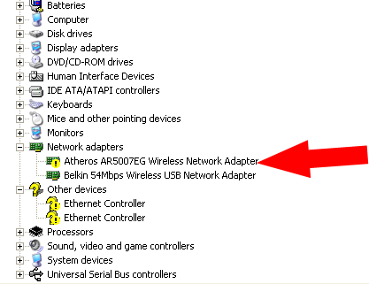 internet drivers for windows 7