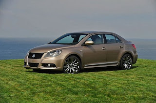 Maruti Kizashi Launched price 17 lakh