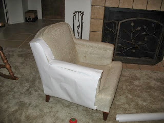 Slipcover Chair Pattern My Patterns