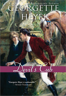 Devil's Cub by Heyer