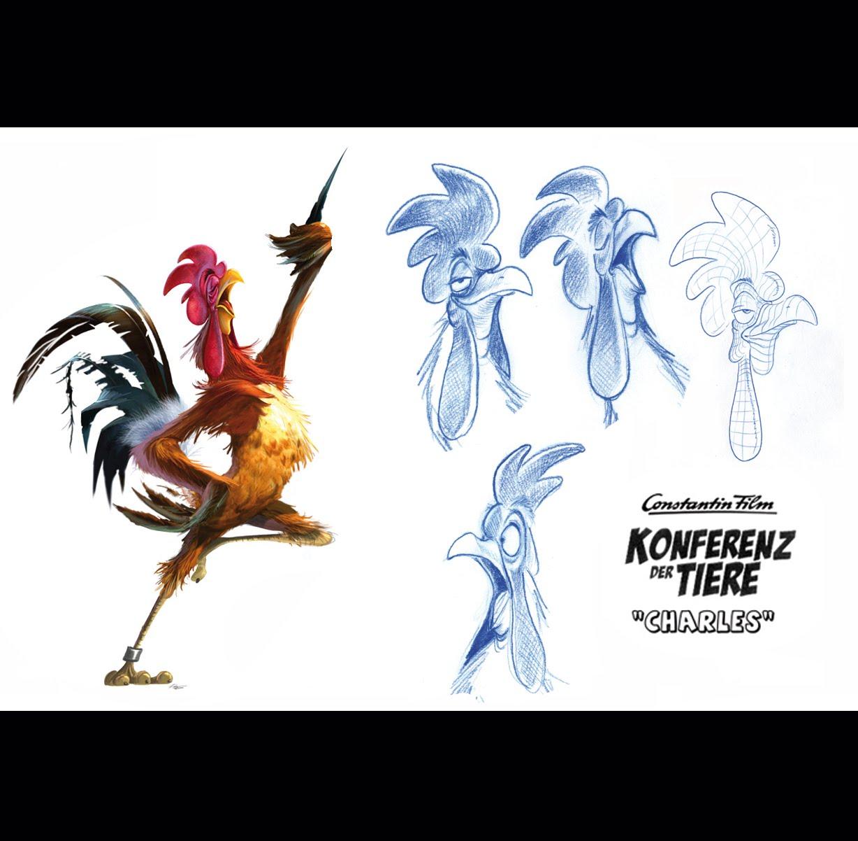 Peter Oedekoven Illustration: Character Designs