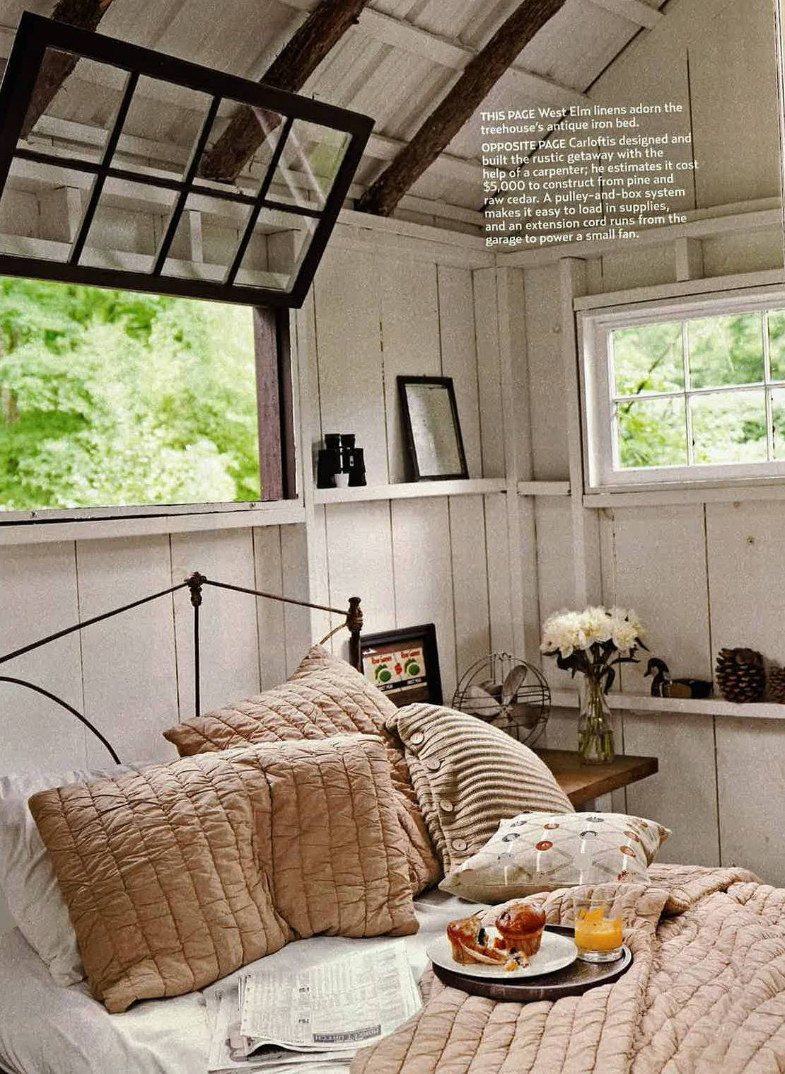 Bedroom Living Prayer Room And Study Room: Feather And Nest: Tea & Toast:: Shed Interiors