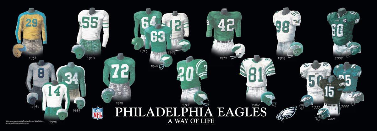 philadelphia eagles jersey # 41