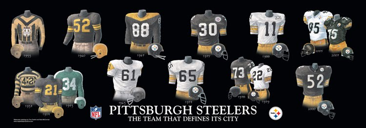 385212995 Pittsburgh Steelers - Home Stadiums