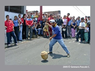 El Balcon De Venezuela Merida Juegos Tradicionales En Venezuela