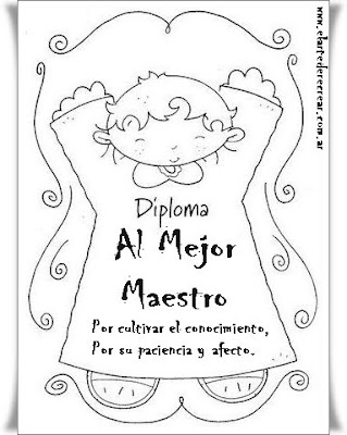 Te Cuento Un Cuento Dibujos Del Día Del Maestro