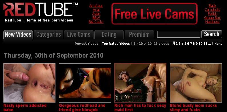 Free Porno Redtube