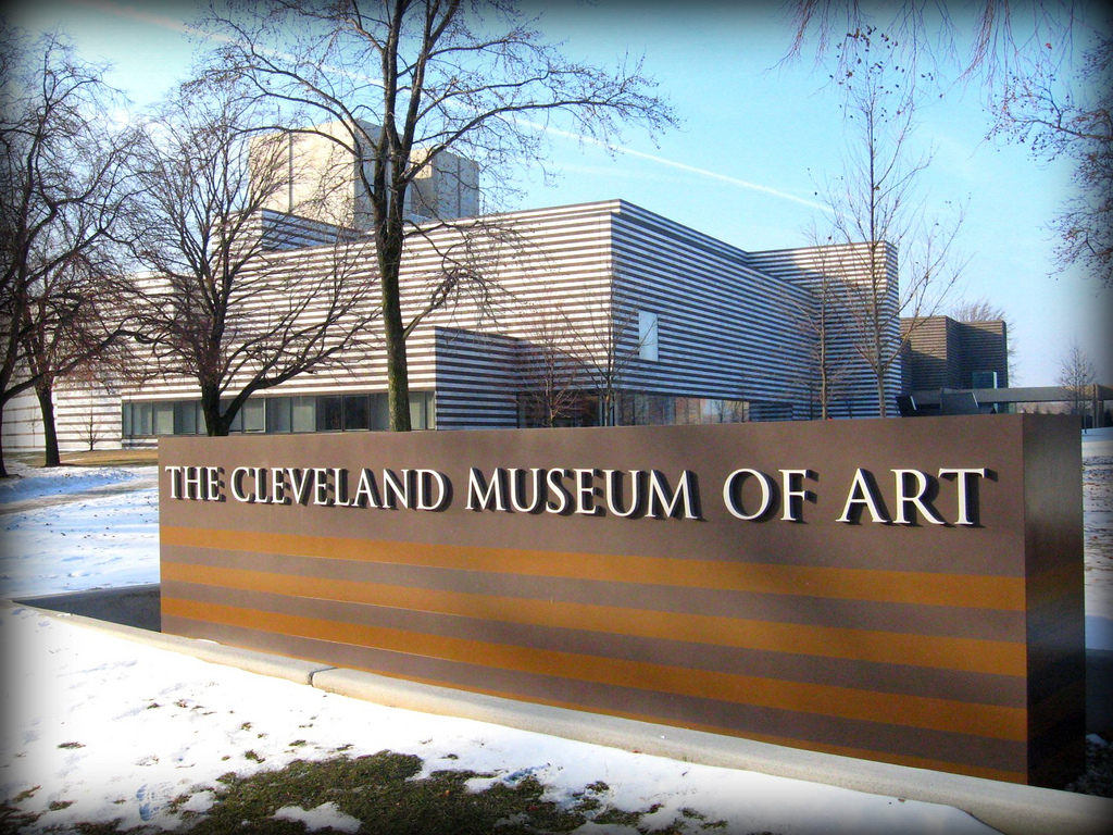 Cleveland Museum Of Art: Here To There: Arty Art At The Cleveland Museum Of Art