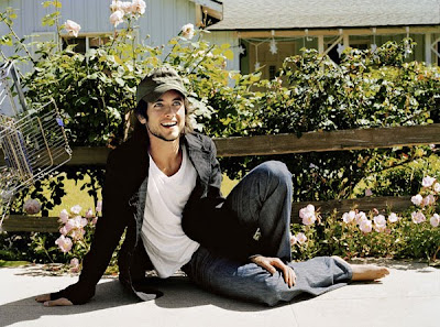 Male Beauty Exposed Justin Chatwin